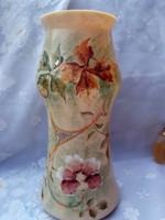 Antik tejüveg váza