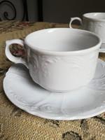 2 db Julius Meinl porcelán kávés bögre pár