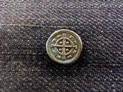Hibátlan II. (Vak) Béla ezüst dénár ÉH53 1131-1141/id 8297/