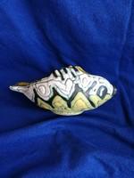 Gorka Lívia hal alakú tálka