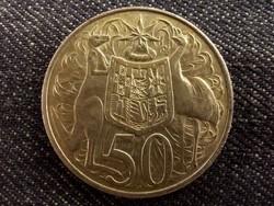 Ausztrál ezüst 50 Cent 1966/id 8214/
