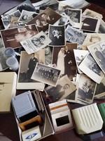 Fényképek   (kb 300 db)