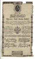 5 gulden 1806 Ritka 1.
