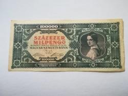 1946-os 100000 Milpengő