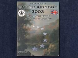 Angol próba Euro sor 2003 (id8185)