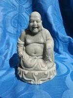 Nagyméretű Buddha gyertya szobor - ca. 1 kg