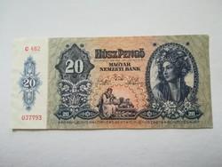 1941-es 20 Pengő