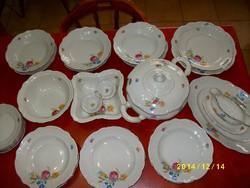 Bavaria (antik) porcelán étkészlet / 48 db-os/