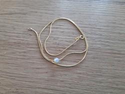 Opál arany nyaklánc
