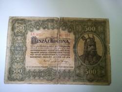 1920-as 500 Korona
