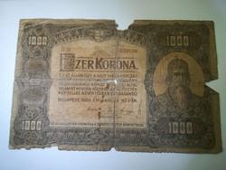 1920-as 1000 Korona