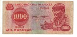 1000 kwanzas 1979 Angola