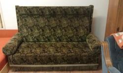 Antik Ó-német kanapé olcsón!