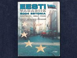 Gyönyörű észt próba Euro sor 2004 (id8182)