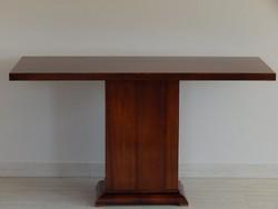 Art Deco asztal,konzolasztal,étkezőasztal.