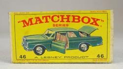 0W303 MATCHBOX Superfast Mercedes 300SE doboz