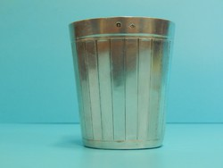 Ezüst pohár 950-as finomság Olier&Caron műhelyéből, Minerva francia fémjel