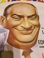 Eredeti nagyméretű louis de funes film plakát ekadó!Ara:25000.-