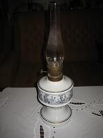 Wallendorfi , antik   petróleum lámpa  , szép hibátlan állapotban
