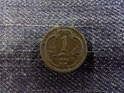Ausztria - 1 Heller 1895/id 8421/