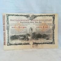 Magyarországi Jószív-Egyesület sorsjegykölcsön