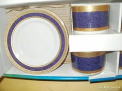 VaBene Design 5 személyes porcelán készlet szett 1970