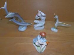 Holláházi porcelán figurák