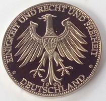 1990 Német jubileumi emlékérme