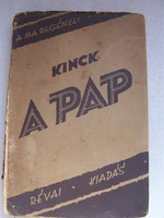 Hans E. Kinck : A pap