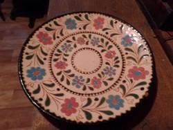 Szép régi tányér