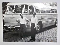 Mávaut fotó 1958