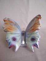 Kerámia iparművész pillangó lepke