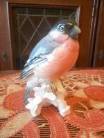 ENS porcelán madár figura