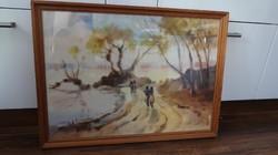 Osváth Miklós festmény