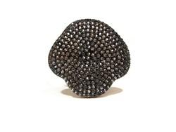 Ezüst köves gyűrű(Kecs-Ag78007)