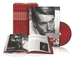Fabrizio de André: L'Opera completa, 13db díszbobozos CD/DVD
