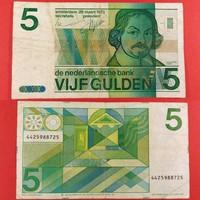 Hollandia 5 Gulden 1973 NSZ