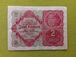 2 Korona 1922/id 2380/