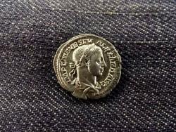 Severus Alexander Dénár 226 PAX AVG/id 8458/