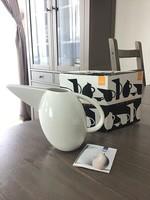 Régi Finn ARABIA porcelán kiöntő dobozában