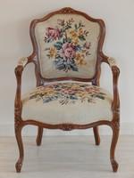 Neorokokó fotel