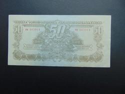 VH 50 pengő 1944 PB Nagyon szép ropogós bankjegy !