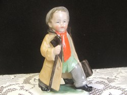 Ritka német porcelán figura
