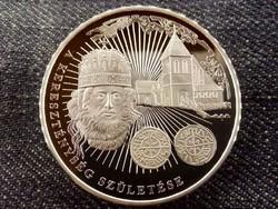 A magyar pénz krónikája színezüst - A kereszténység születése/id 8488/
