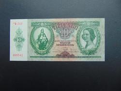 Csillagos 10 pengő 1936  Nagyon szép bankjegy 01 !