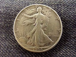 Walking Liberty ezüst half Dollar 1944id 8480/
