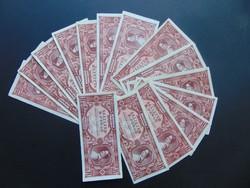 15 darab 100000 B.-pengő 1946 LOT !