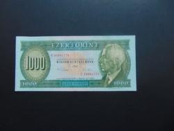 1000 forint 1993 E Szép ropogós bankjegy