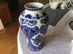 Wallendorf váza, 25,5 cm-es, hibátlan