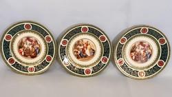 Antik Alt-wien tányérok